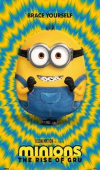 Minions 2 The Rise of Gru